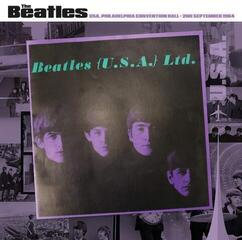 The Beatles Philadelphia Convention Hall - 2nd September 1964