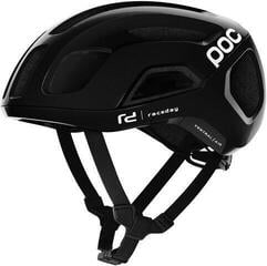 POC Ventral AIR SPIN Uranium Black Raceday