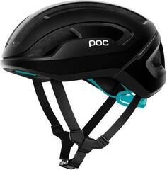 POC Omne AIR SPIN Uranium Black/Kalkopyrit Blue Matt