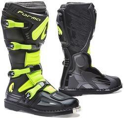 Forma Boots Terrain Evo Black/Yellow Fluo