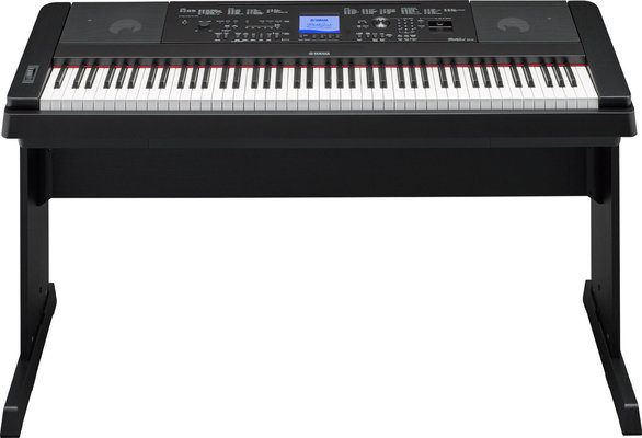 Yamaha DGX-660 BK