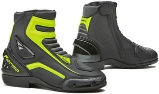 Forma Boots Axel Black/Yellow Fluo