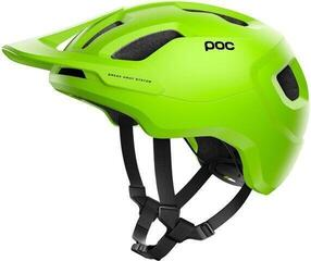 POC Axion SPIN Fluorescent Yellow/Green Matt