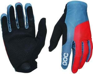 POC Essential Mesh Glove Cuban Blue/Prismane Red XL