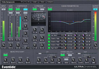 Eventide UltraChannel Native Plugin