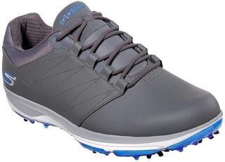 Skechers GO GOLF Pro 4 Mens Golf Shoes Grey/Blue
