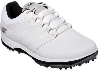 Skechers GO GOLF Pro 4 Mens Golf Shoes White/Black