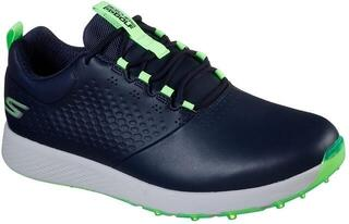 Skechers GO GOLF Elite 4 Mens Golf Shoes Navy/Lime