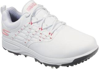 Skechers GO GOLF Pro 2 Womens Golf Shoes White/Pink