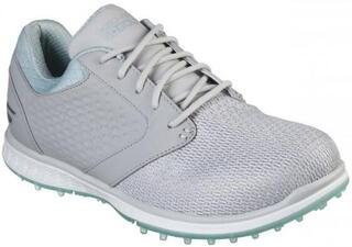 Skechers GO GOLF Elite 3 Grand Womens Golf Shoes Grey/Mint
