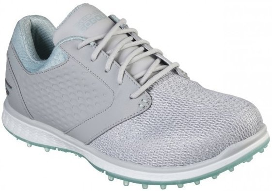Grand Womens Golf Shoes Grey/Mint 39
