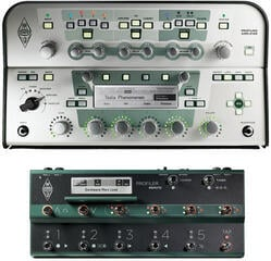 Kemper Profiler Head White+ Profiler Remote Set