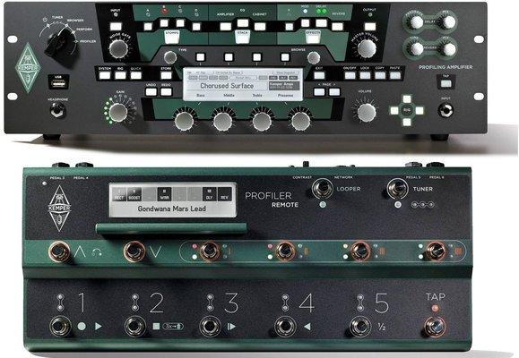 Kemper Profiler Rack + Kemper Profiler Remote (SET)