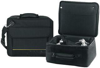 RockBag Double Bass Drum Pedal Bag Black Large 460 x 330 x 229 mm