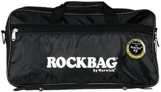RockBag Effect Pedal Bag Black 45 x 23 x 8 cm
