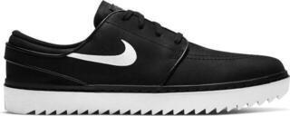 Nike Janoski G Mens Golf Shoes Black/White