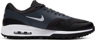 Nike Air Max 1G Mens Golf Shoes Black/White/Anthracite/White US 8,5