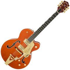 Gretsch G6120 Players Edition Nashville, Orange Stain