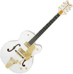 Gretsch G6136T Players Edition White Falcon White