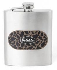 Delphin Stainless Steel Hip Flask CARPATH