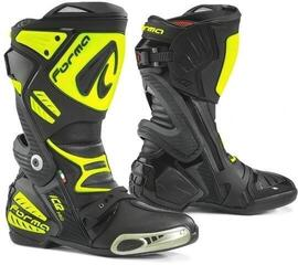 Forma Boots Ice Pro Black/Yellow Fluo