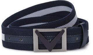 Callaway V Logo Belt Dress Dress Blue