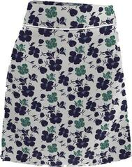Callaway Flower Print Womens Skort Brilliant White XS