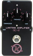 Keeley Compressor GC-2 Limiting