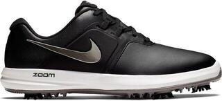 Nike Air Zoom Victory Mens Golf Shoes Black/Metallic Pewter/Gunsmoke/Vast Grey