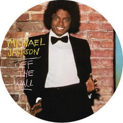 Michael Jackson Off the Wall (Picture Disc LP)