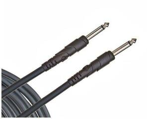 D'Addario Planet Waves CGT Instrument Cable Fekete/Egyenes - Egyenes