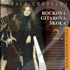 Chodelka Rocková gitarová škola 2 (B-Stock) #912305