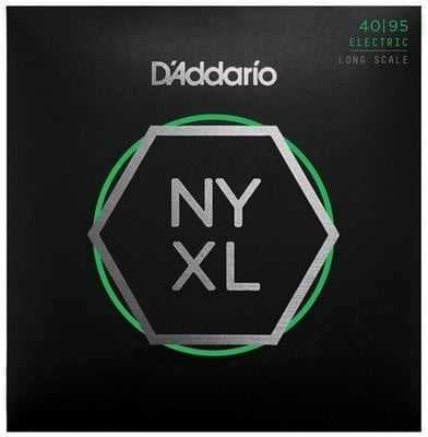 D'Addario NYXL4095 Set Long Scale Super Light 40-95