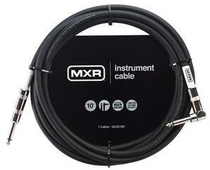 Dunlop MXR Instrument Standard Cable Czarny/Prosty - Kątowy