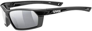 UVEX Sportstyle 225 Polarized Black