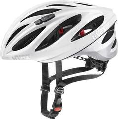 UVEX Boss Race White/Silver