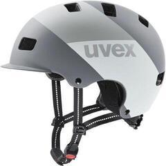 UVEX HLMT 5 Bike Pro Grey Matt