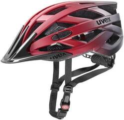 UVEX I-VO CC Red/Black Matt