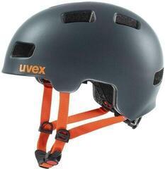 UVEX HLMT 4 CC Petrol Matt