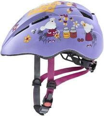 UVEX Kid 2 CC Lilac Mouse Matt 46-52