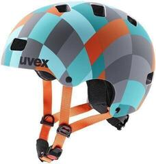 UVEX Kid 3 CC Green Checkered