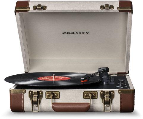 Crosley CR6019A Executive Linen/Brown