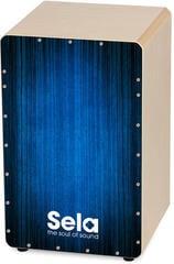 Sela SE 052 Varios Wood-Cajon Blue