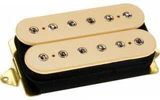 DiMarzio DP219 D Activator Neck Yellow