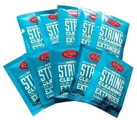 Kyser String Cleaning Wipes 10-Pack