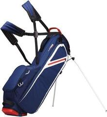 TaylorMade Flextech Lite Custom Stand Bag Navy/White/Red 2019
