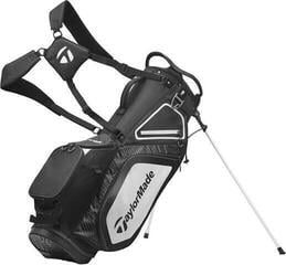 Taylormade Pro Stand 8.0 Stand Bag Black/White/Charcoal 2020