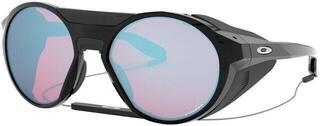 Oakley Clifden Polished Black/Prizm Snow Sapphire