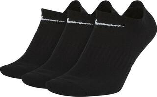 Nike Everyday Lightweight No-Show Socks Black/White