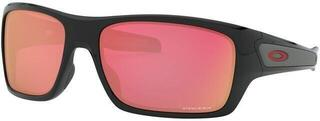 Oakley Turbine Polished Black/Prizm Snow Torch